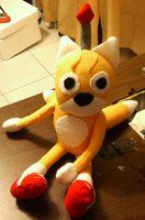 Tails Doll Plushie Sonic r by ~BriteWingz on deviantART ʍム刀gム oん, creepy pasta birthday, creepi pasta, jacob birthday, doll plushi, ノd乇o gムʍ乇丂, tail doll