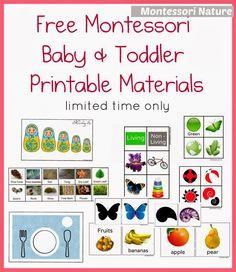 Montessori Nature: F
