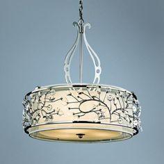 "Kichler Jardine Collection 27"" Wide Pendant Light | LampsPlus.com"
