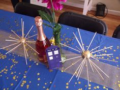 charlies doctor who bridal shower by charlie-heart, via Flickr (Might actually want a Bridal shower after all...)