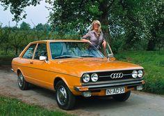 1972 Audi 80 GL
