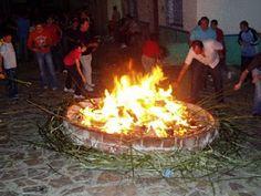 Día de los Gamones, UBRIQUE, Ruta de los Pueblos Blancos,CADIZ  Andalucia Spain