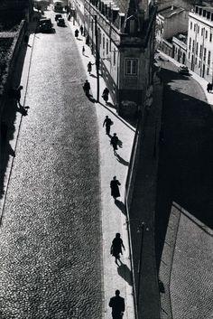 Gérard Castello-Lopes. Lisboa, Portugal, 1957.