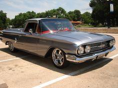 '60 Chevy El Camino