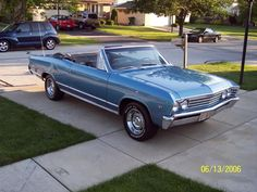 1967 Chevrolet Chevelle Malibu nice driver for $32500