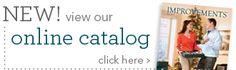 Improvements onlin shop, shops, essenti shop, improv catalogu, onlin catalog, home improvements, favorit cataloguesmag