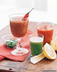 Spicy Tomato Juice Recipe