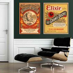 vintage liquor ads
