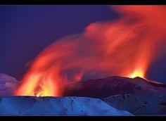 Lava River - Eyjafjallajökull Eruption | Flickr - Photo Sharing!
