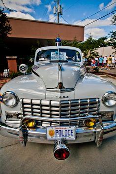 Dodge Police car....