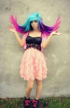 Indie Scene Hair 2014