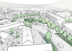 Damien Hirst's sustainable eco-village gets the green light - Devon UK
