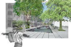 Buro Sant en Co landschapsarchitectuur - De Beek