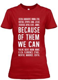 Delta Sigma Theta founders tee