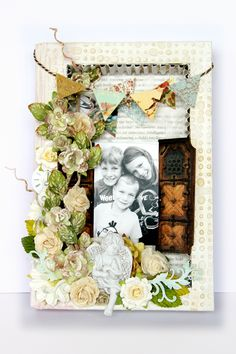 Altered book - Scrapbook.com