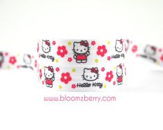 Hey, I found this really awesome Etsy listing at https://www.etsy.com/listing/167817517/58-print-fold-over-elastic-hello-kitty
