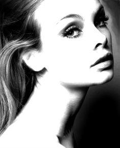 Jean Shrimpton by Lillian Bassman