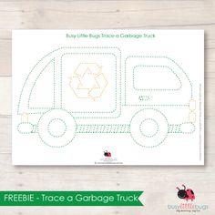 FREE GARBAGE TRUCK