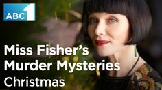 Take a look behind the scenes of the #MissFisher #Christmas episode, 'Murder Under The Mistletoe'. #behindthescenes