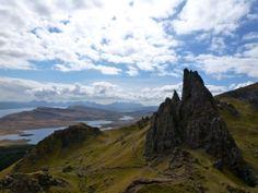 Student Photo -- Isle of Skye (taken while at University of Edinburgh)