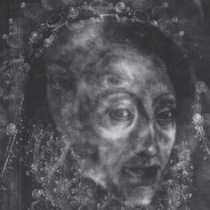 hidden portrait.... Anne Boleyn beneath Elizabeth painting?