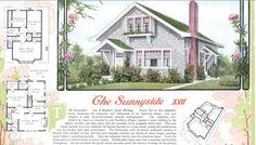 californian bungalow, aladdin kit, kit homes, craftsmanmiss style, dreami exterior, craftsman architectur