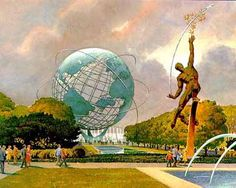 1964 New York Worlds Fair.