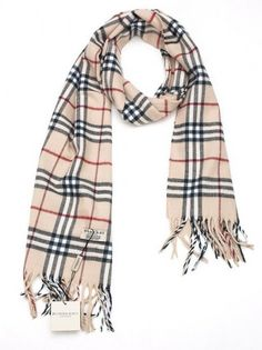 Wow__Most Burberry scarfs are under $35 !So charming!hmmm could it be true