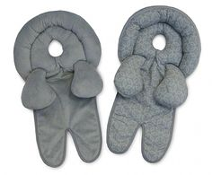 Boppy Infant / Toddler - Head & Neck Support perfect for car seats, joggers and strollers.