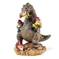 Rampaging Kaiju Garden Gnome $24.99