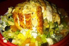 Almond Crusted Chicken Salad @TGI Friday's