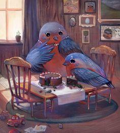 ilustración de Olivia Chin Mueller