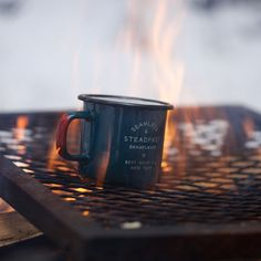 "How to: Make ""Swedish Coffee"" Over a Campfire without a Coffee Pot"