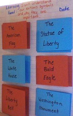 Social Studies notebook ideas