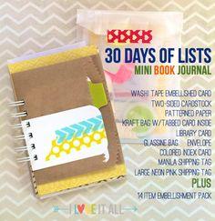 list journal