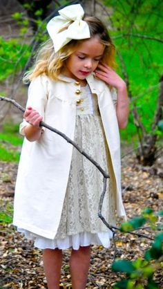 Kids clothes for spring