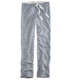 Flannel PJ pant for winter! #MerryAerie