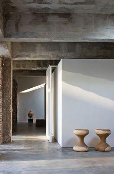 Concrete . . .