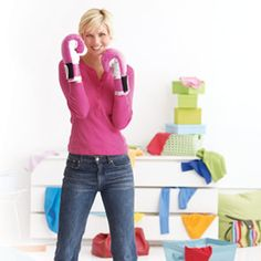 Win the War on Clutter! Good tips...