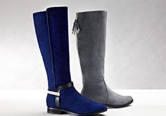 Ready for Boot Season: Classic Styles