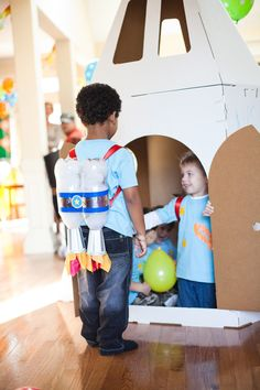 можете пользоваться космическая вечеринка для детей своими руками дома судно