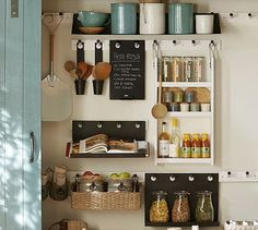 Gabrielle Pantry Set #potterybarn