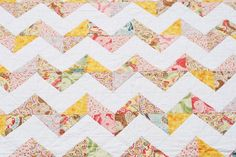 Zig and Zag Quilt