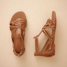love these sandals ugg sandal, summer sandals, casual shoes, gladiat sandal, flat sandals, gladiator sandals, spring sandal