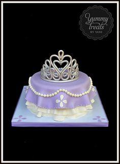 Sofia the First Cake!