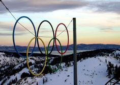 1960 Winter Games at Squaw Valley, Lake Tahoe