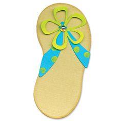 Sizzix Bigz Die - Sandal