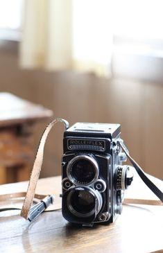Rolleiflex #vintage #camera