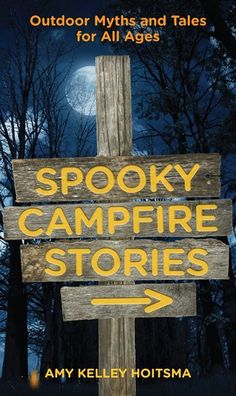 Spooky Campfire Stories, 2nd: Outdoor Myths and Tales for All Ages -- Obviously this will go well for the yearly mini camping trip that I never go on.. but might be co-erced this year.. BUT, even if I can't brave the outhouse toilet business.. it might be fun to do a backyard camp... FUN FUN FUN!!  #indigo #perfectsummer