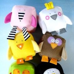So cute!! I think I'll have to make these!?!